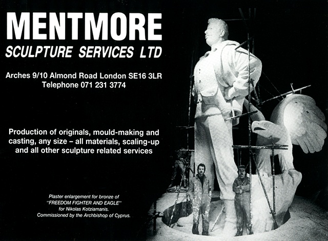 Mentmore Sculpture Services