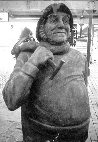 Jolly Fisherman of Skegness