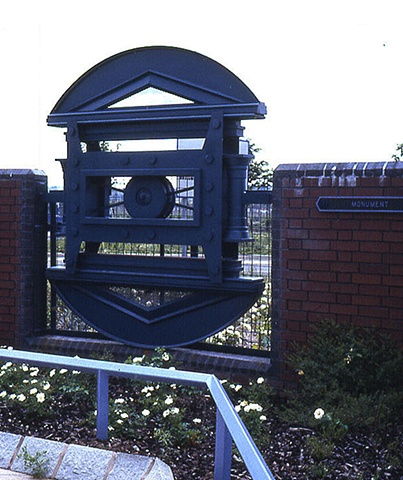 "Black Country Route Industrial Shrines ""Monument"""