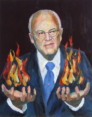 Icon series -- Dick Cheney
