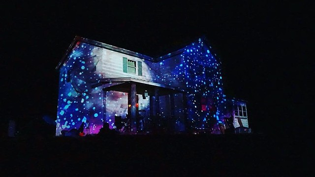 House Projections - Disorient Country Club