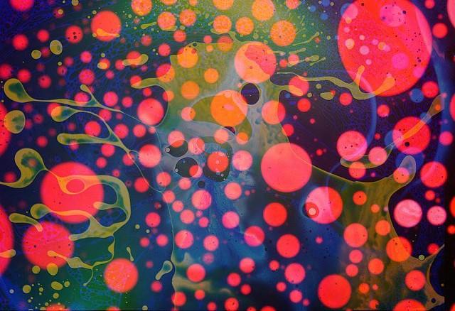 Liquid Light Show Art - DM me for commisions or prints