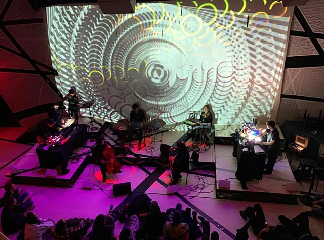 Liquidverse at National Sawdust
