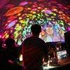 Miami Dome Art Basel - 360 Fully Immersive Visuals