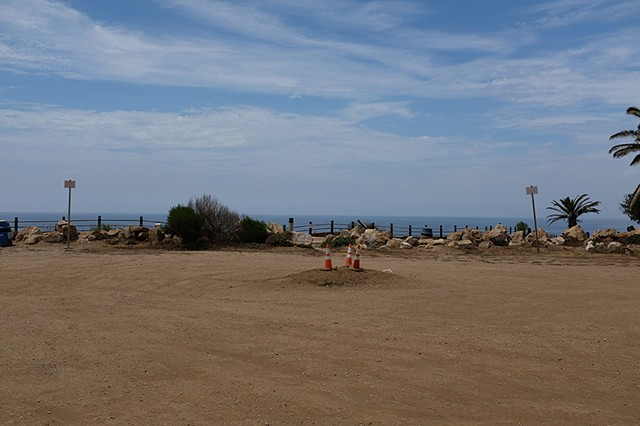 Parking Lot, Rancho Palos Verdes Estates
