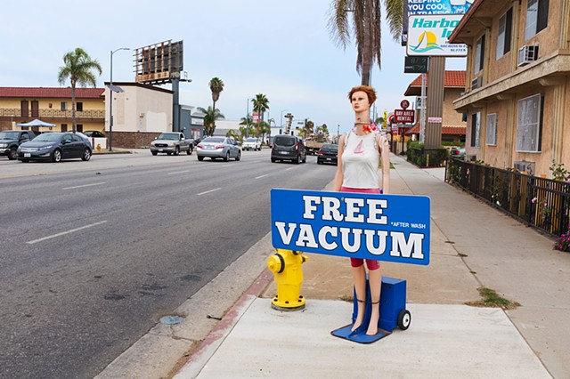 Free Vacuum *After Wash, Harbor City