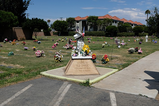 Sea Breeze Pet Cemetery, Huntington Beach