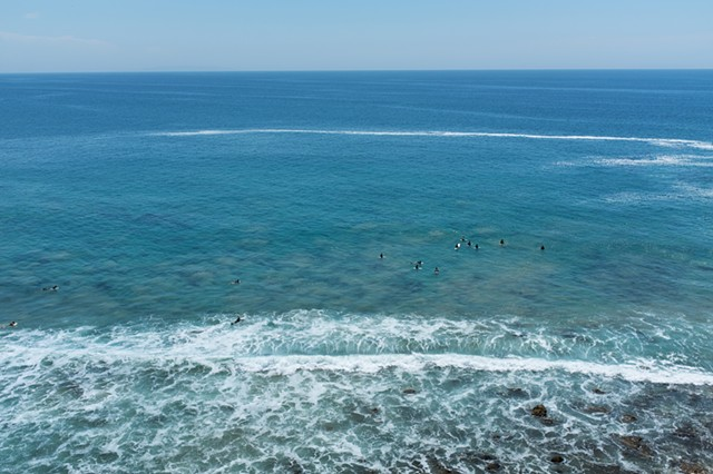 Surfers, Point Dume, Malibu