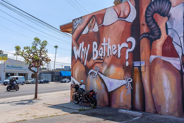 Why Bother? Lincoln Avenue, Venice