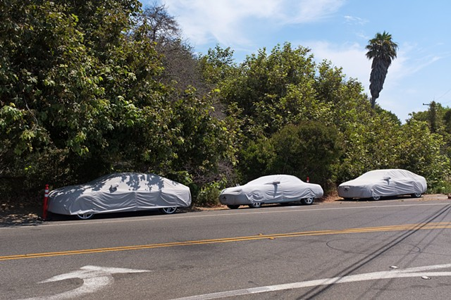 Covered Cars, Malibu