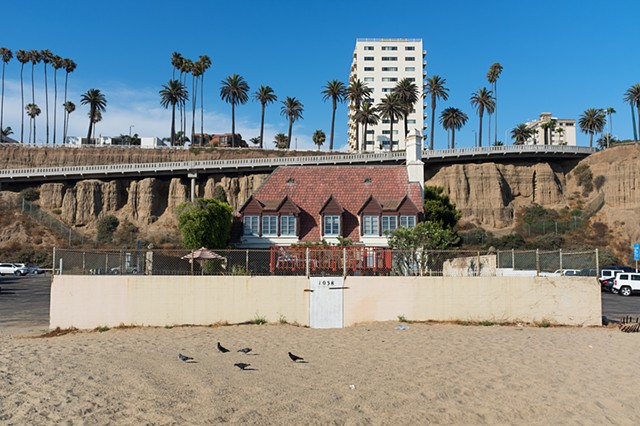 Sharon Tate and Roman Polanski's Beach House, Santa Monica