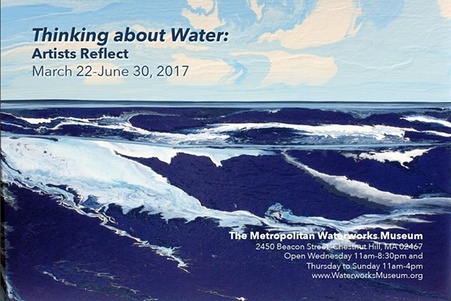 Thinking about Water: Artists Reflect