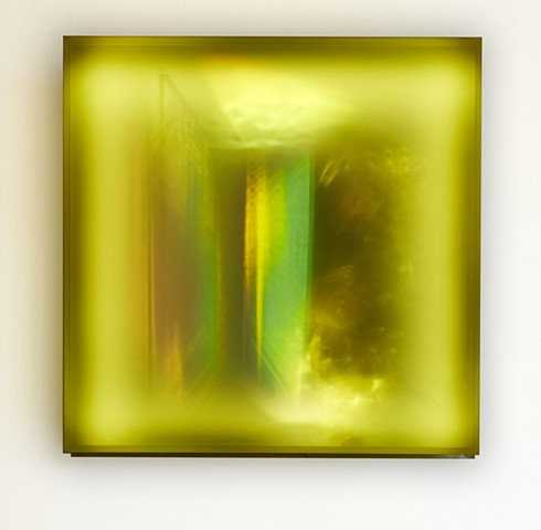 Submerged, Moss Green and Yellow 1