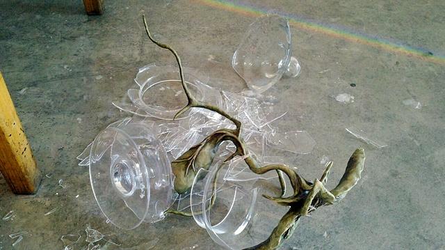 Broken Gallbladder Jar