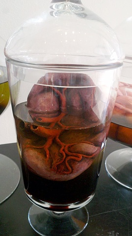 Spleen in Jar