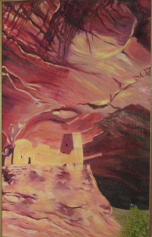 Ancient pueblo arizona