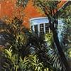 Tropical Garden with House, Venezuela