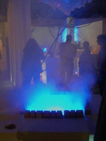 lazer egg altar