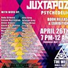 Juxtapoz Magazine  Psychedelic Group show i was in
