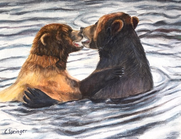 Bear Friends
