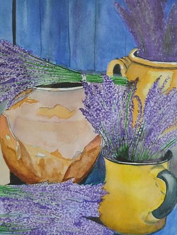 Lavender Flair