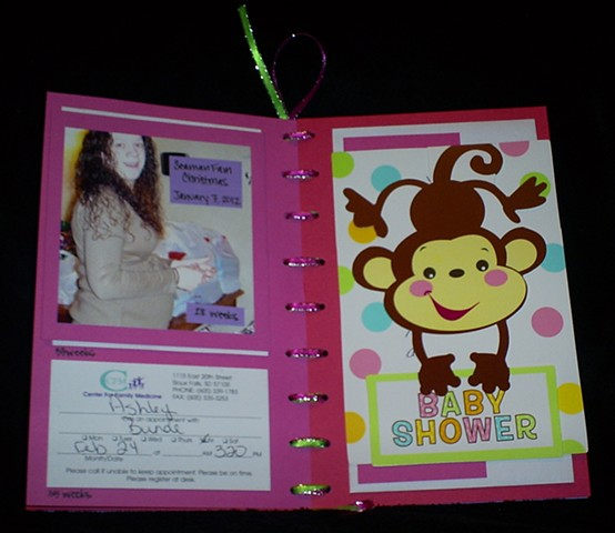 scrapbook by ashley seaman