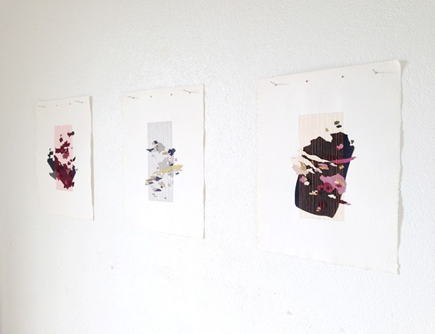 Blönduós: Study Series (Installation View)