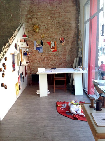 View of the WiP Studio