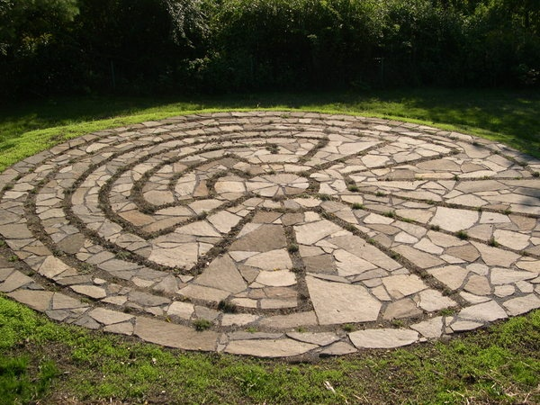 granite labyrinth