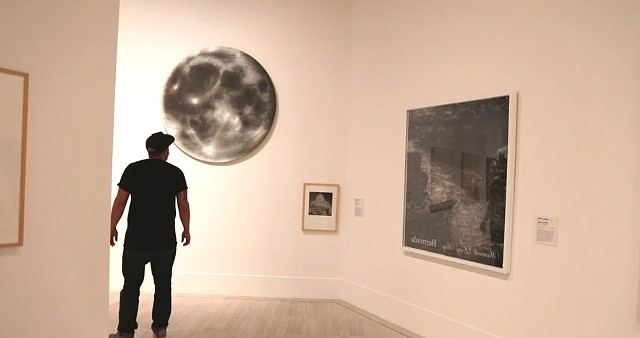 Big Moon - Art Gallery of Western Australia