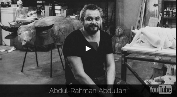 Perth Artists - Abdul-Rahman Abdullah