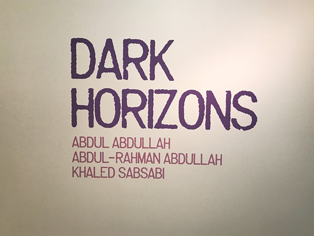 Dark Horizons - Catalogue essay. Reuben Friend (Director, Pataka Art + Museum)