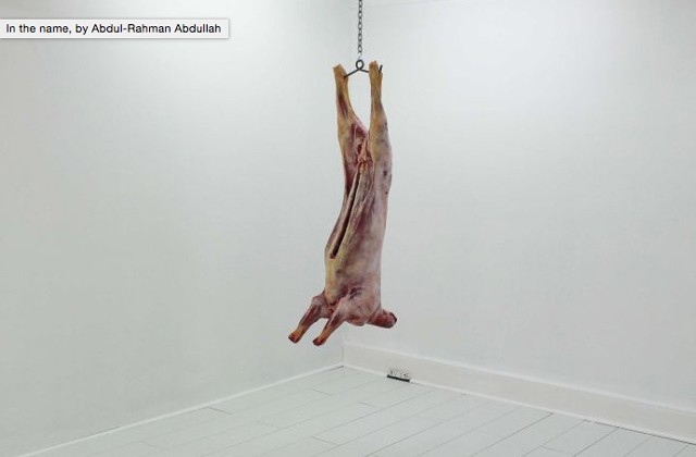 ABC News - Blake Prize: Hanging sheep carcass shortlisted for religious prize