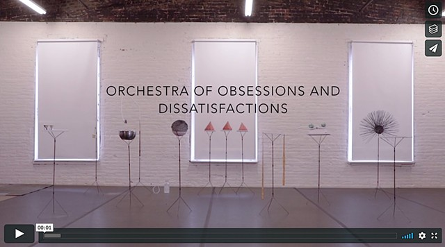 Orchestra of Obsessions and Dissatisfactions