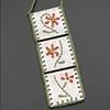 Segmented Flower Necklace #1