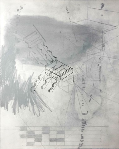 Untitled (staircase)