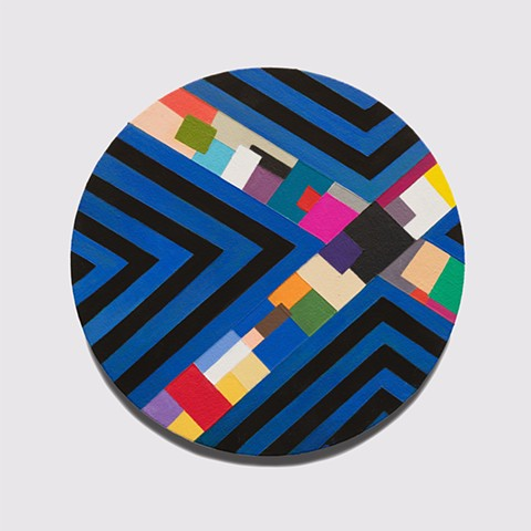 Lines, black,color block painting,circle, geometric abstract, geometric, abstract painting, color, colorful, nature, art