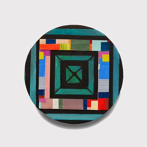 Lines, paper, black,color block painting,circle, geometric abstract, geometric, abstract painting, color, colorful, nature, art