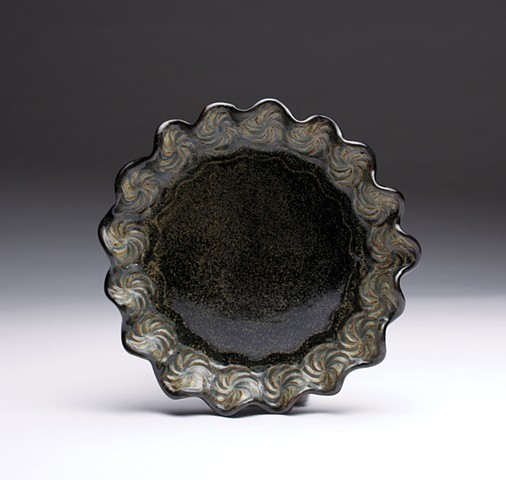 Ruffle plate