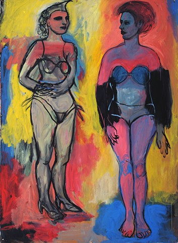 Two Girls