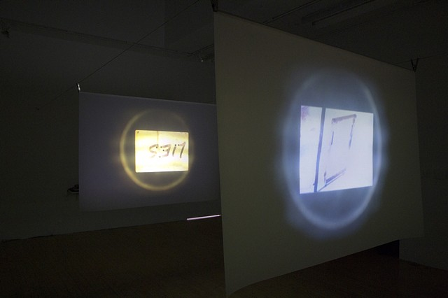 An Ongoing Situation II (Installation View)