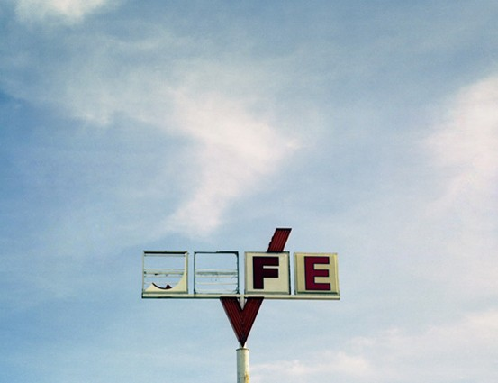 Rife, Life, Wife, Cafe, Safe, Fife