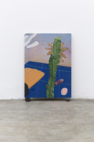 Installation view: Through the Cactus, 2020