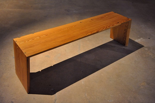 Bench for Seeing