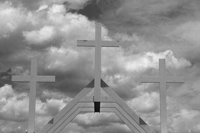 Cruciform #7