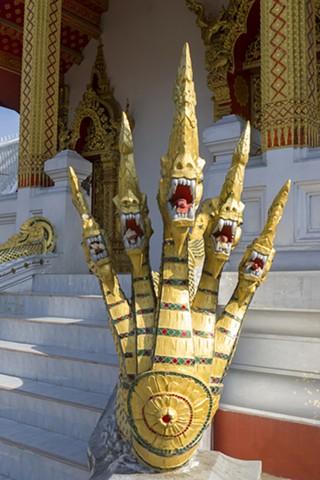 Wat Nog Sikhounmuang, Luang Prabang, Laos