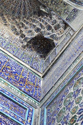 Registan, Samarkand, Uzebekistan