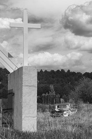 Cruciform #9