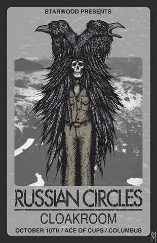 Russian Circles Poster SOLD OUT