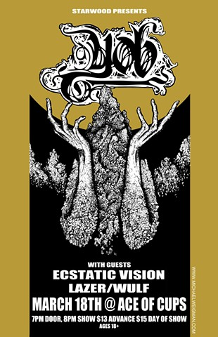 Yob Poster SOLD OUT